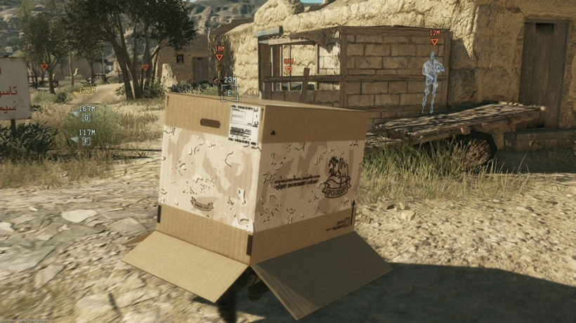 No pre-load for Metal Gear Solid on PC