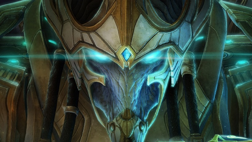 Legacy of the Void release date revealed?