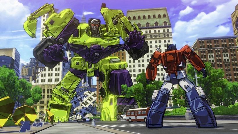 Transformers Devastation Gamescom Preview 4