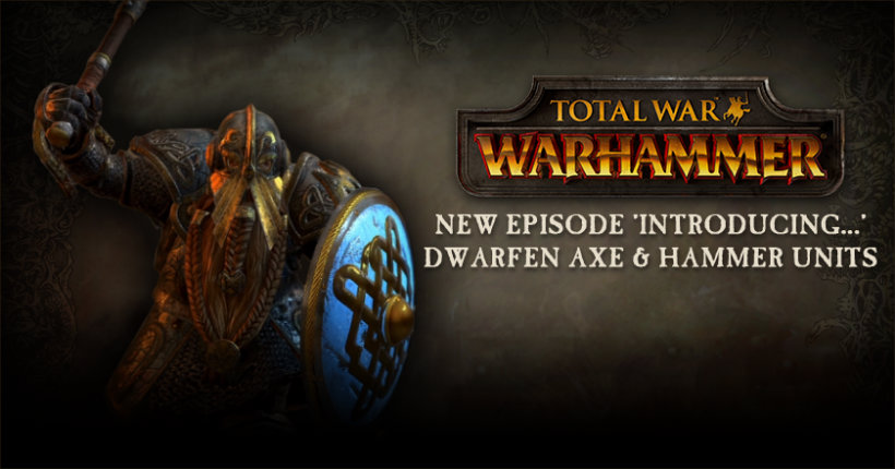 Total war dwarves