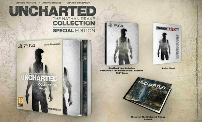Uncharted special edition