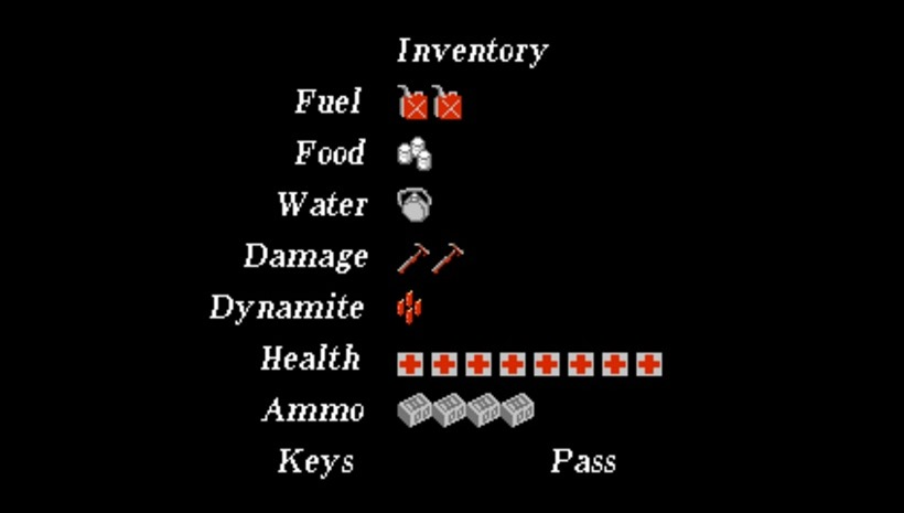 INVENTORY WOW