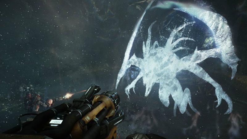 Evolve wraith supernova