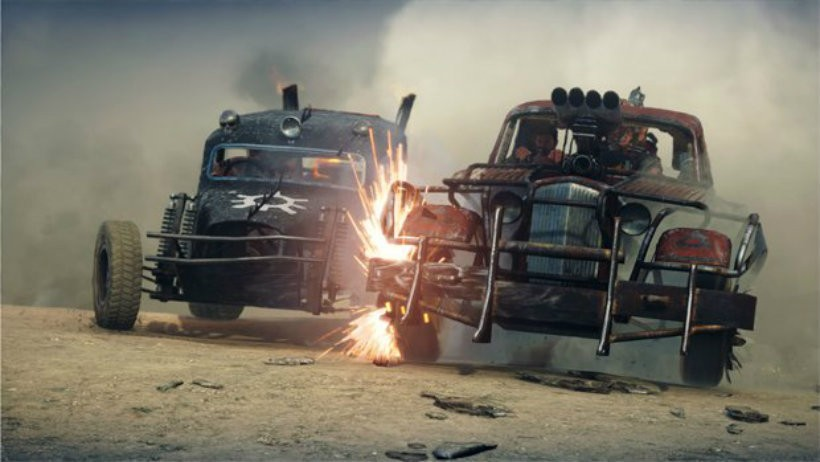Mad max sparks