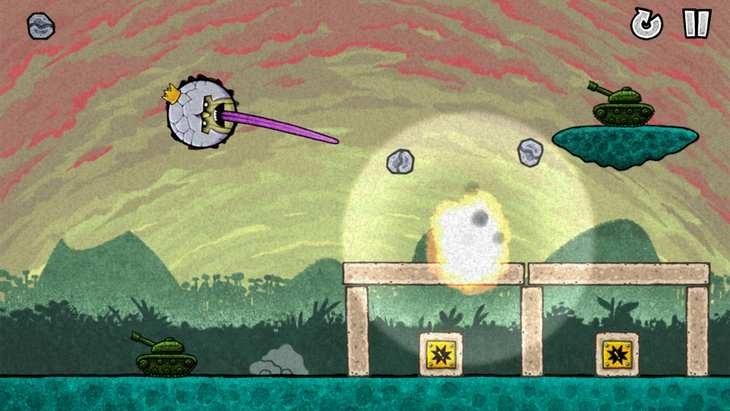 King Oddball Screenshot (2)