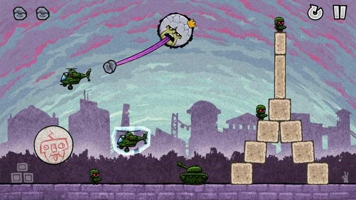 King Oddball Screenshot (3)