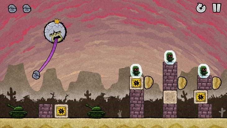 King Oddball Screenshot (5)
