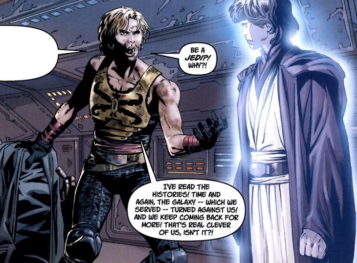 Star Wars Legacy (2)