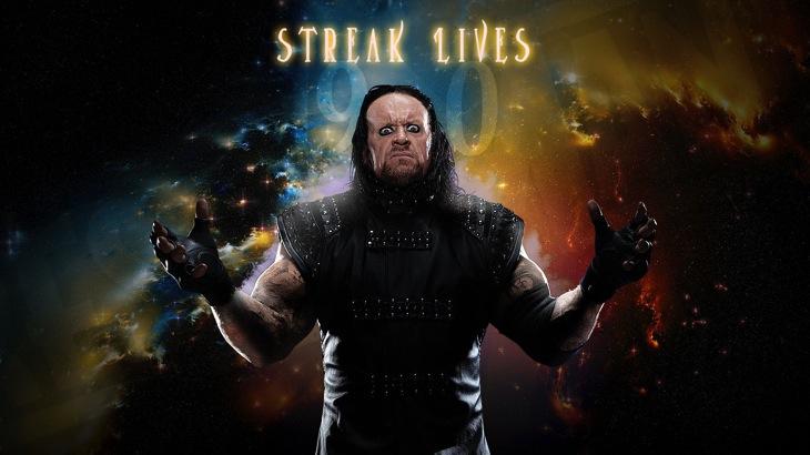 Streak Undertaker