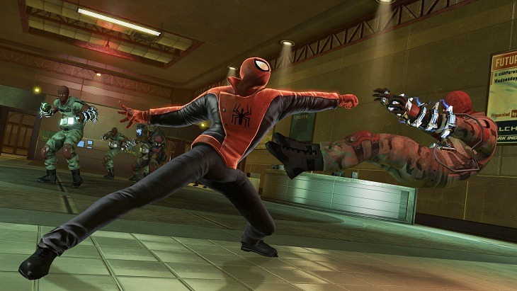 Spidey game  (2)