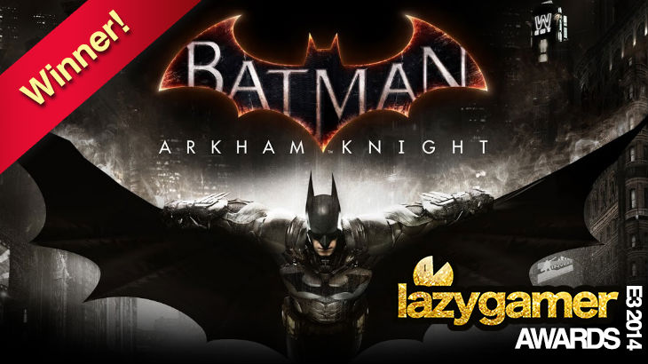 Batman award