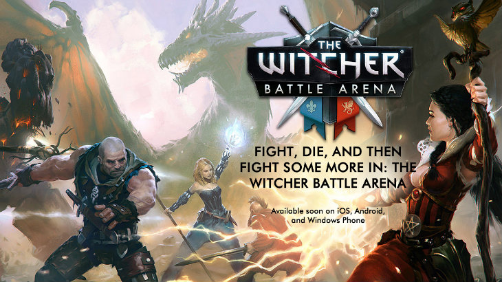 Witcher MOBA