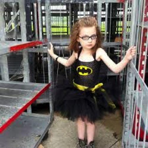 Batman tutu