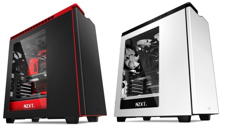 nzxt h440 side-by-side