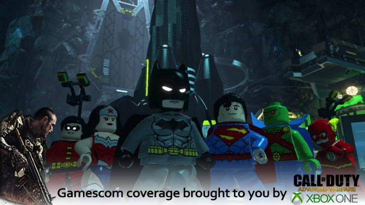 GC Lego Batman