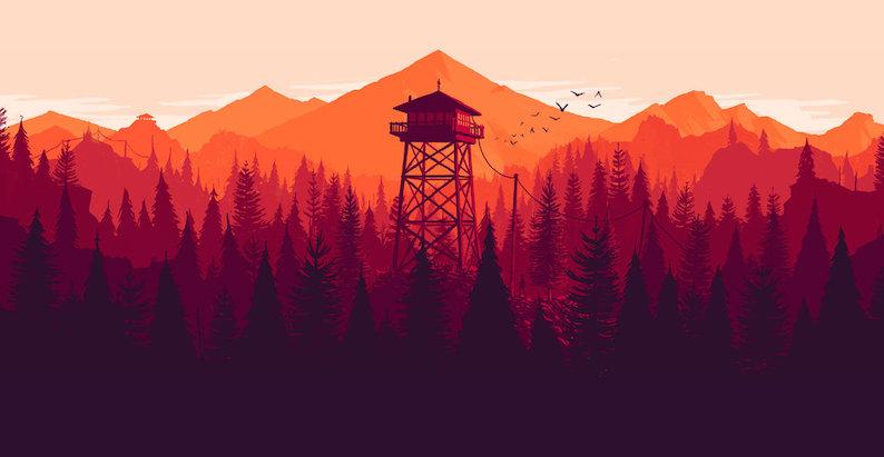 Firewatch game 0 cinema 1280 0