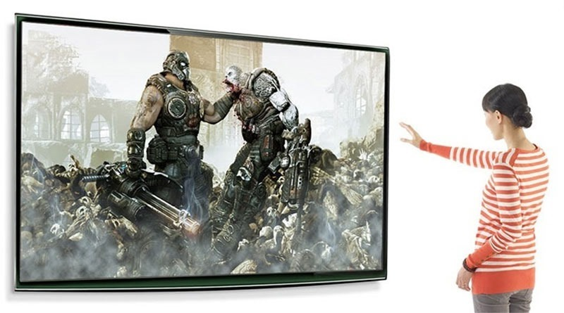 GearsKinect