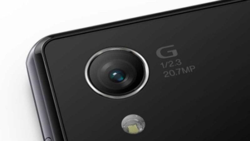 Xperia Z2 camera