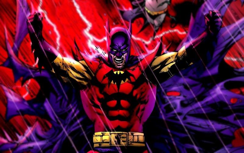 Zur En Arrh Batman