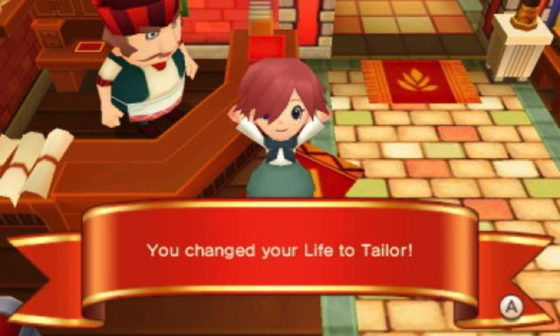 Fantasy life changed life