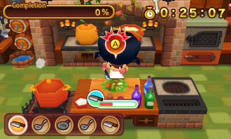 Fantasy life cook