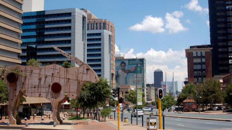 Johannesburg braamfontein