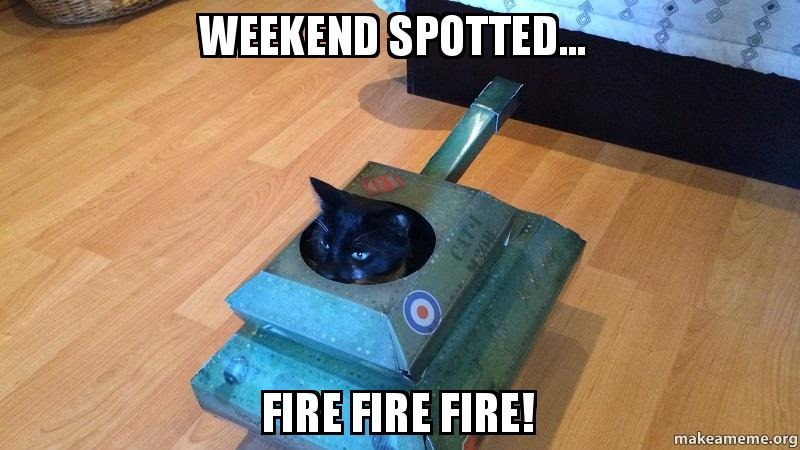 weekend-spotted