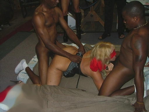wife after gangbang