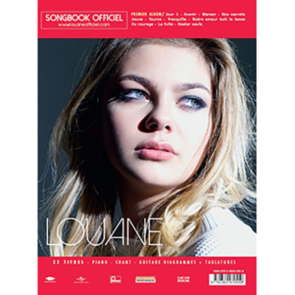 Chambre 12 Louane Songbook Officiel Chambre 12 Louane