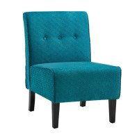 Accent Chair in Teal Blue - 36096TEAL01U