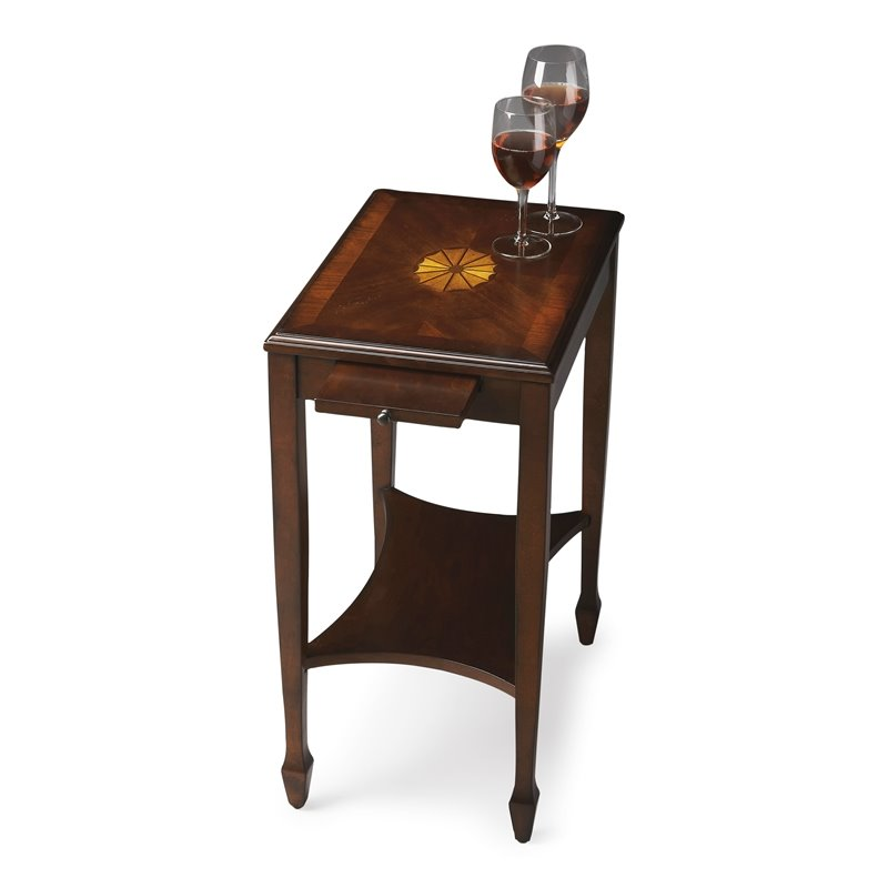Butler Specialty Side Table In Plantation Cherry 4107024