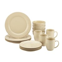 Rachael Ray Cucina Dinnerware 16 Piece Dinnerware Set in ...