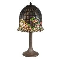 Dale Tiffany Flowering Lotus Table Lamp - TT13214