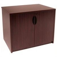 "Regency Legacy 35"" Storage Cabinet in Mahogany - LSC2935MH"