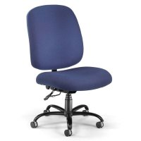 Big and Tall Office Chair in Navy - 700-237