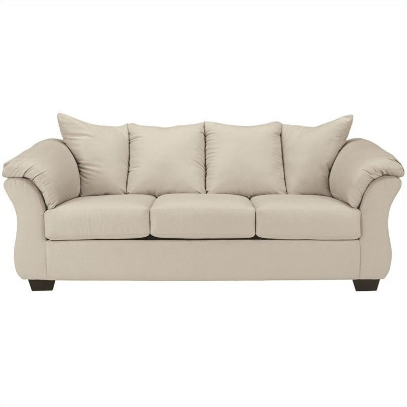 Darcy Sofa Ashley Review Signature Design By Ashley Furniture Darcy Sofa In Stone
