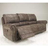 Ashley Furniture Microfiber Sofa