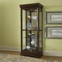 Pulaski Gallery Curio Cabinet - 21306