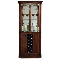 Howard Miller Piedmont Wine and Spirits Corner Home Bar ...