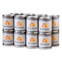 Real Flame Real Flame Gel Fuel - 13 oz cans - 16 pack - 2116