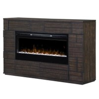 Dimplex Markus Sparkling Ember Bed Electric Fireplace ...