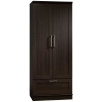 Sauder Homeplus Dakota Oak Finish Wardrobe Armoire | eBay