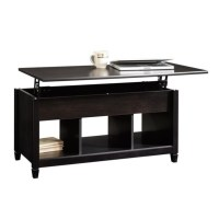 Lift Top Coffee Table in Estate Black - 414856