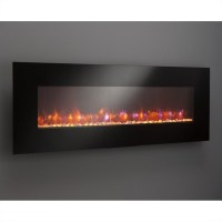 """Outdoor GreatRoom Company Gallery 70"""" Linear Electric LED ..."""