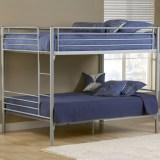 Metal Full Over Full Bunk Beds