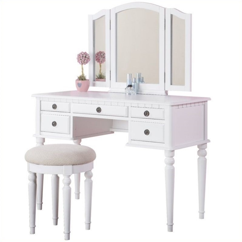 Cheap Bedroom Vanity Sets