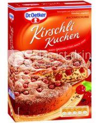 Dr. Oetker Kirschli Kuchen: 342,0 Kalorien (kcal) und ...