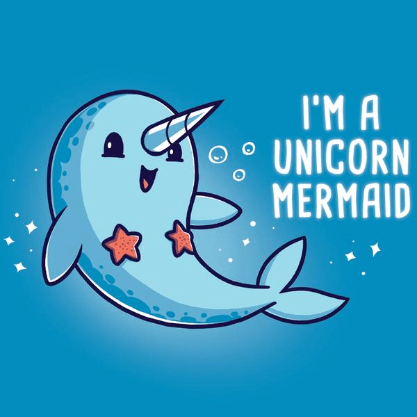 How To Make Your Own Live Wallpaper Iphone X I M A Unicorn Mermaid From Teeturtle Day Of The Shirt