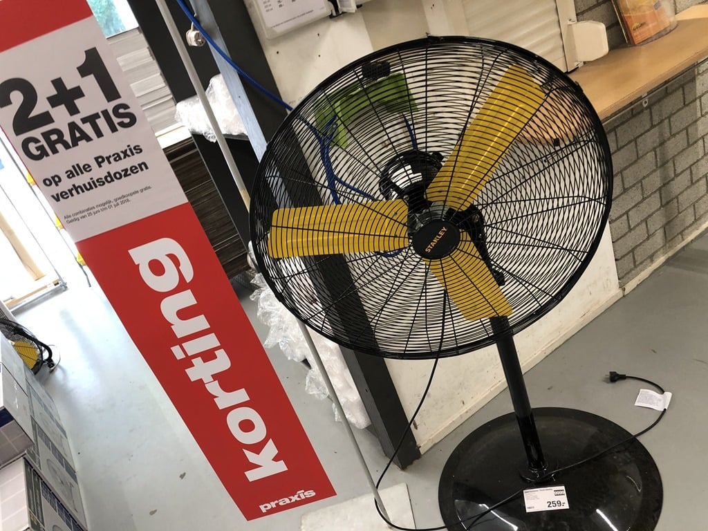 Aanbieding Ventilator Praxis Wahoo Headwind Fan In Depth Review Dc Rainmaker