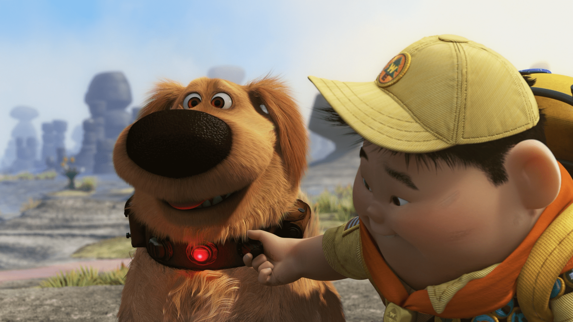 Lampa Pixar Preview: Up In Blu-ray è Davvero Spaventoso! | Dday.it